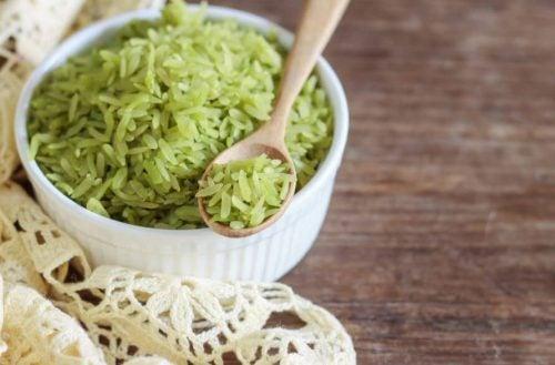 Как приготовить зеленый рис: пошаговый рецепт