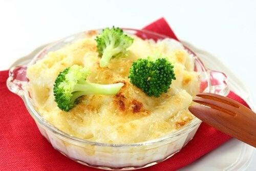 Лёгкий ужин и рецепты из брокколи