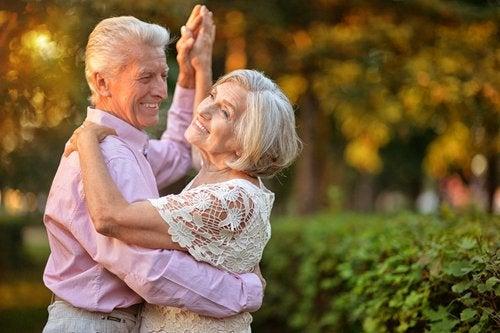 Танцы полезны Для пожилых людей