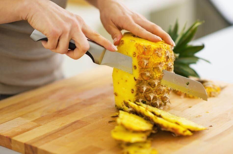 Очищение почек и ананас