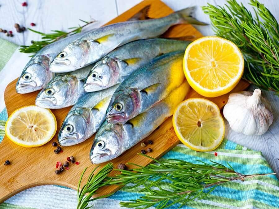 Голубая рыба и рак яичников