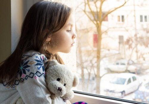 Эмоциональная депривация и грусть