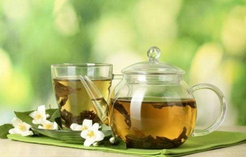 Корейские диеты и чай