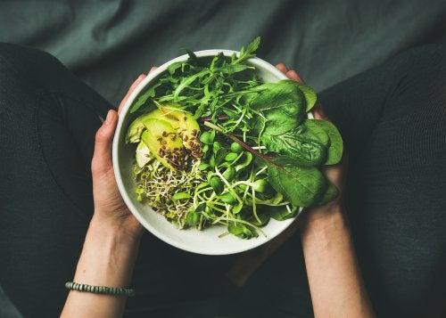 Корейские диеты и овощи