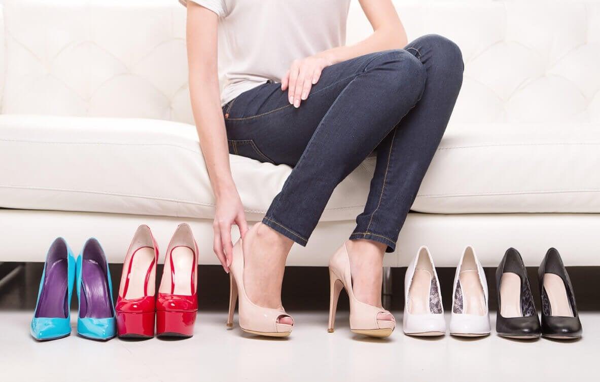 Как носить каблуки без вреда