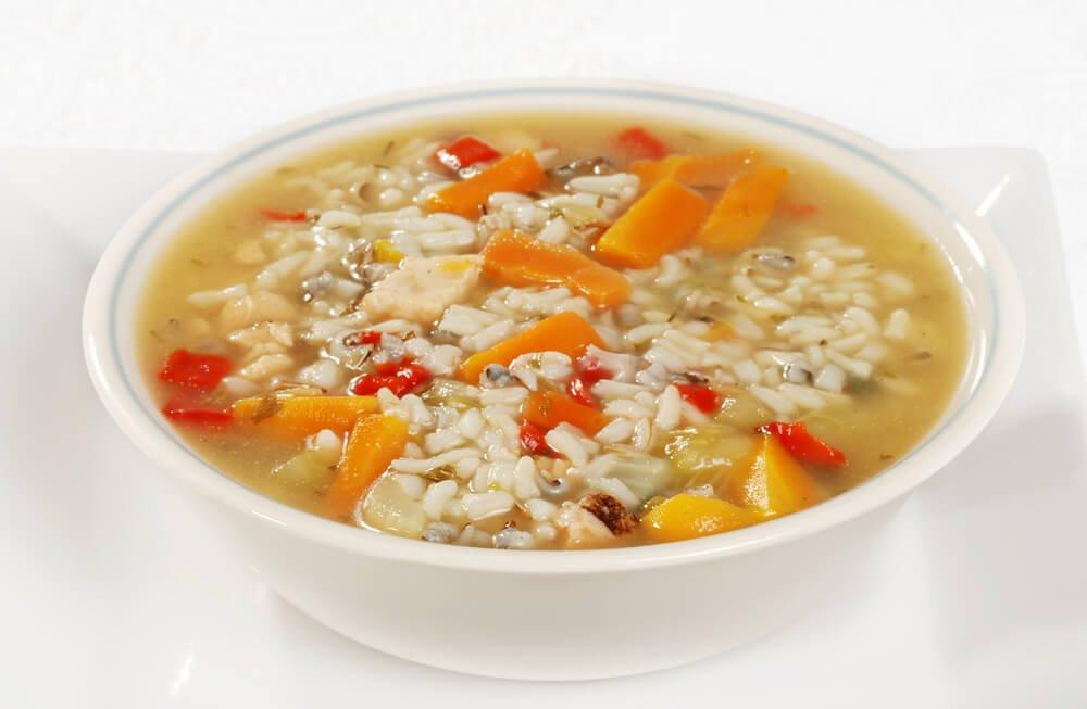 3 рецепта супа, чтобы восстановить работу желудка после диареи!