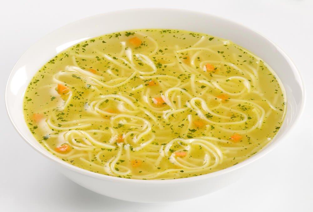 Суп после диареи