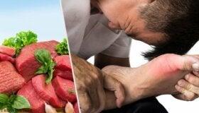 Повышенный уровень мочевой кислоты в крови: 5 причин