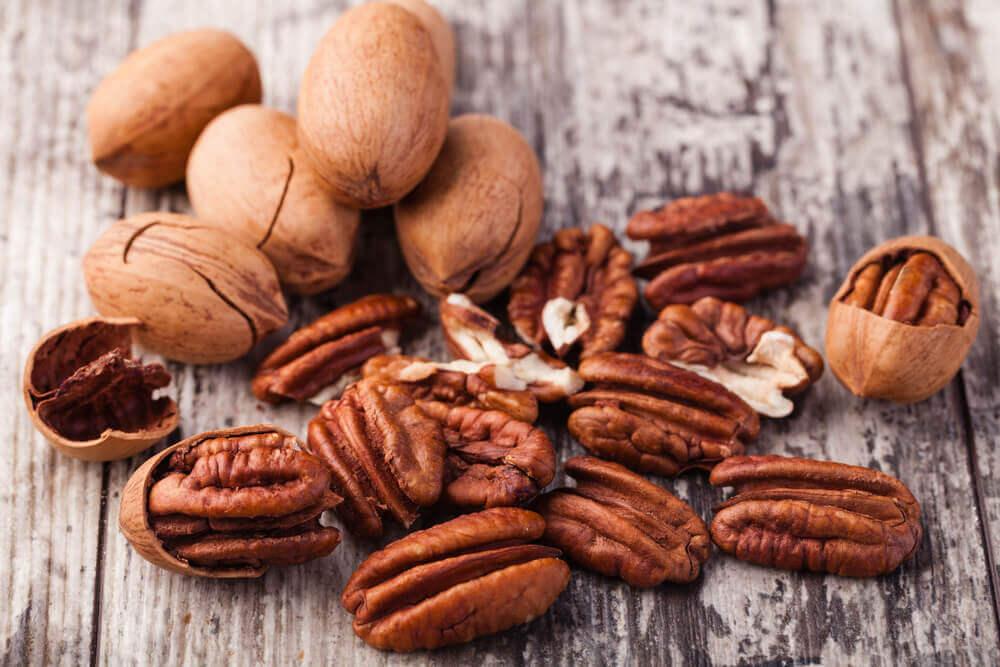 Орехи чтобы предотвратить остеопороз