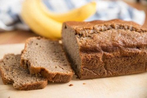 Банановый хлеб: вкусный и полезный фитнес — рецепт