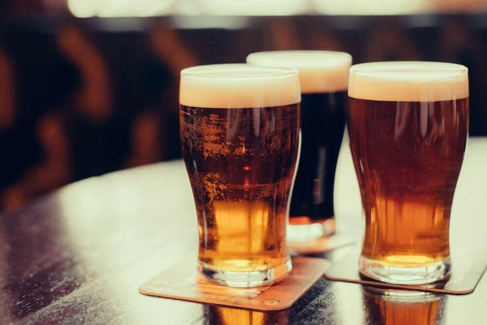 Пивная диета: полезна или нет?