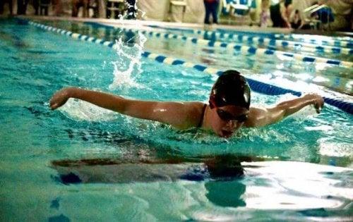 Плавание — лучший вид спорта для вашего здоровья!