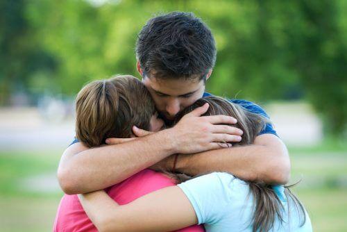 Семья поможет забыть о боли