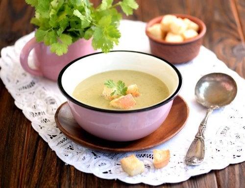 Корень маки в суп