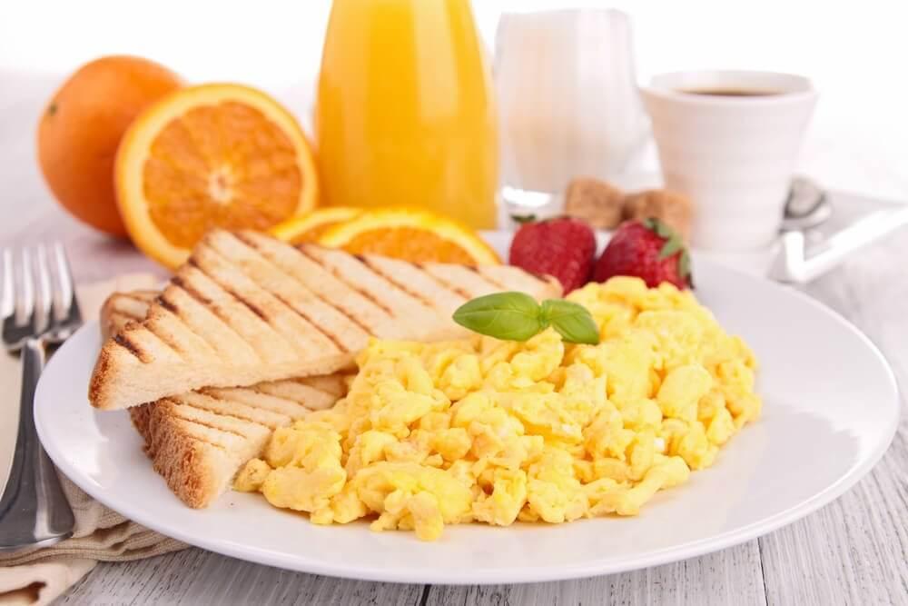 яйца помогут забыть о жировых отложениях
