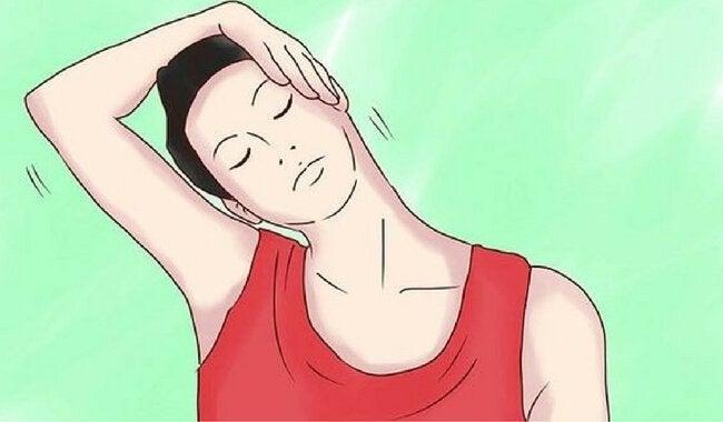 Упражнения чтобы убрать второй подбородок