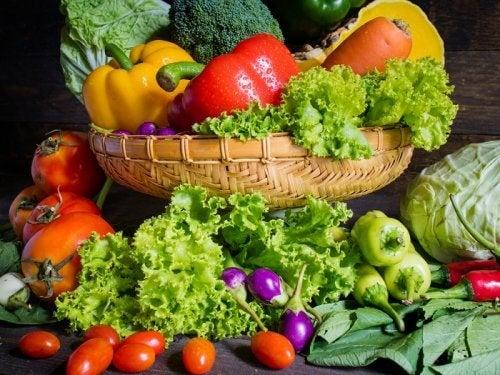 Канелоне и овощи в диете