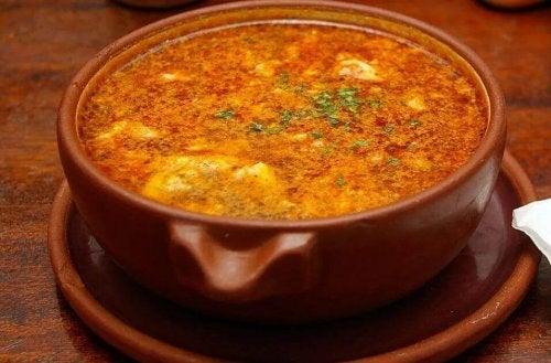 Приготовьте чесночный суп по этому потрясающему рецепту!