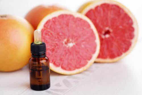 Экстракт грейпфрута и натуральные антибиотические средства