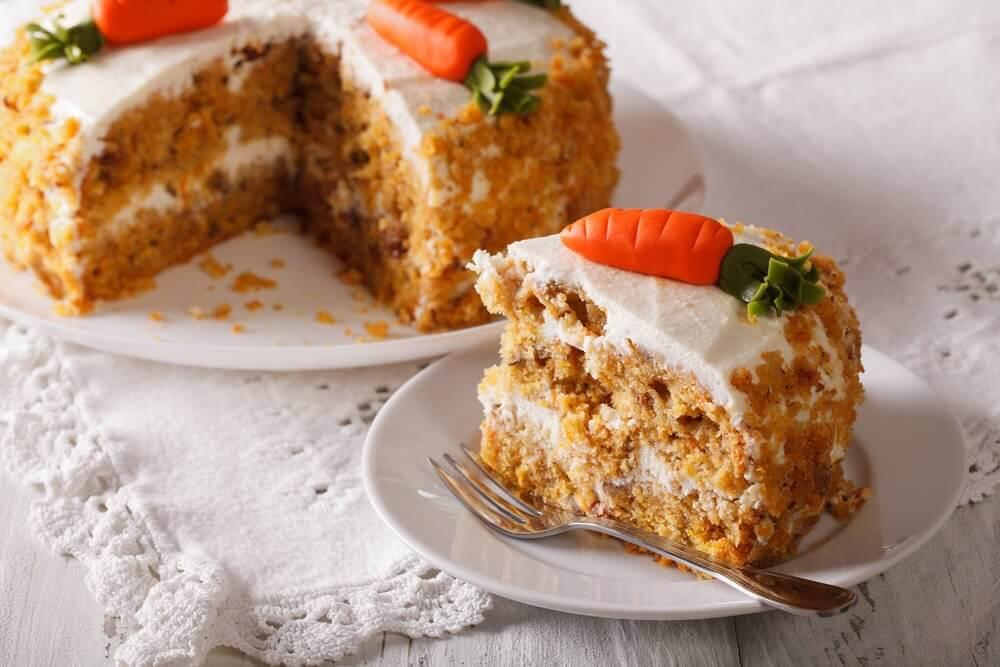 Невероятно вкусный морковный пирог: без добавления яиц