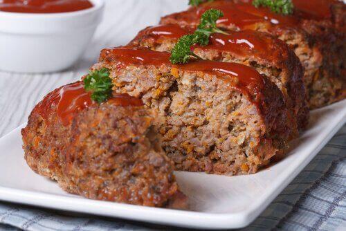 Сицилийский мясной рулет