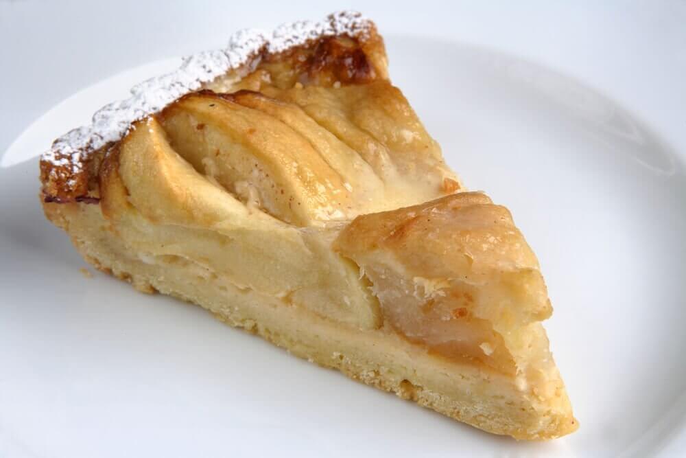 Яблочный пирог: самый легкий рецепт в мире!