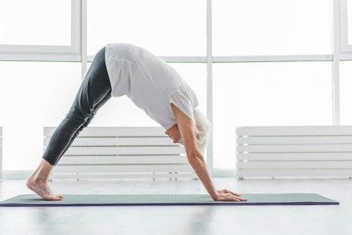 Физическая активность в старости