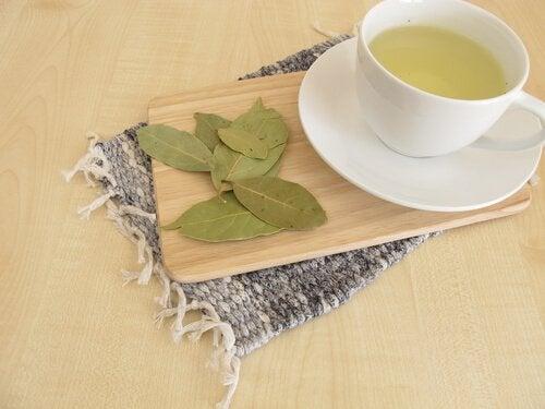 Чай из лавра чтобы лечить диабет