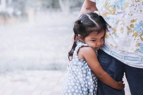 Поход в детский сад и разлука