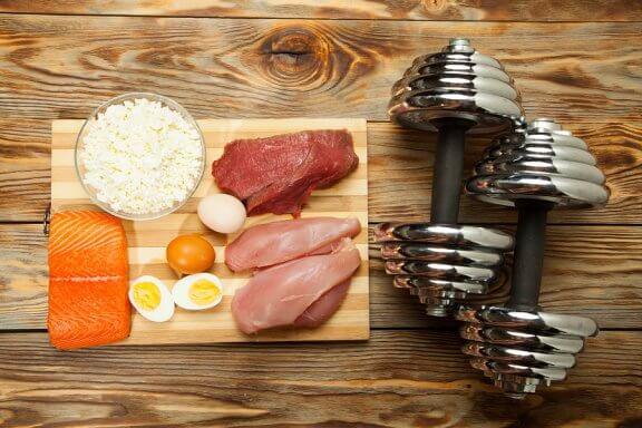 10 продуктов, которые следует есть, чтобы нарастить мышцы