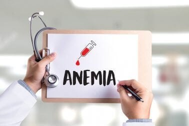 Диета при анемии: 10 продуктов, которые вам нужно есть