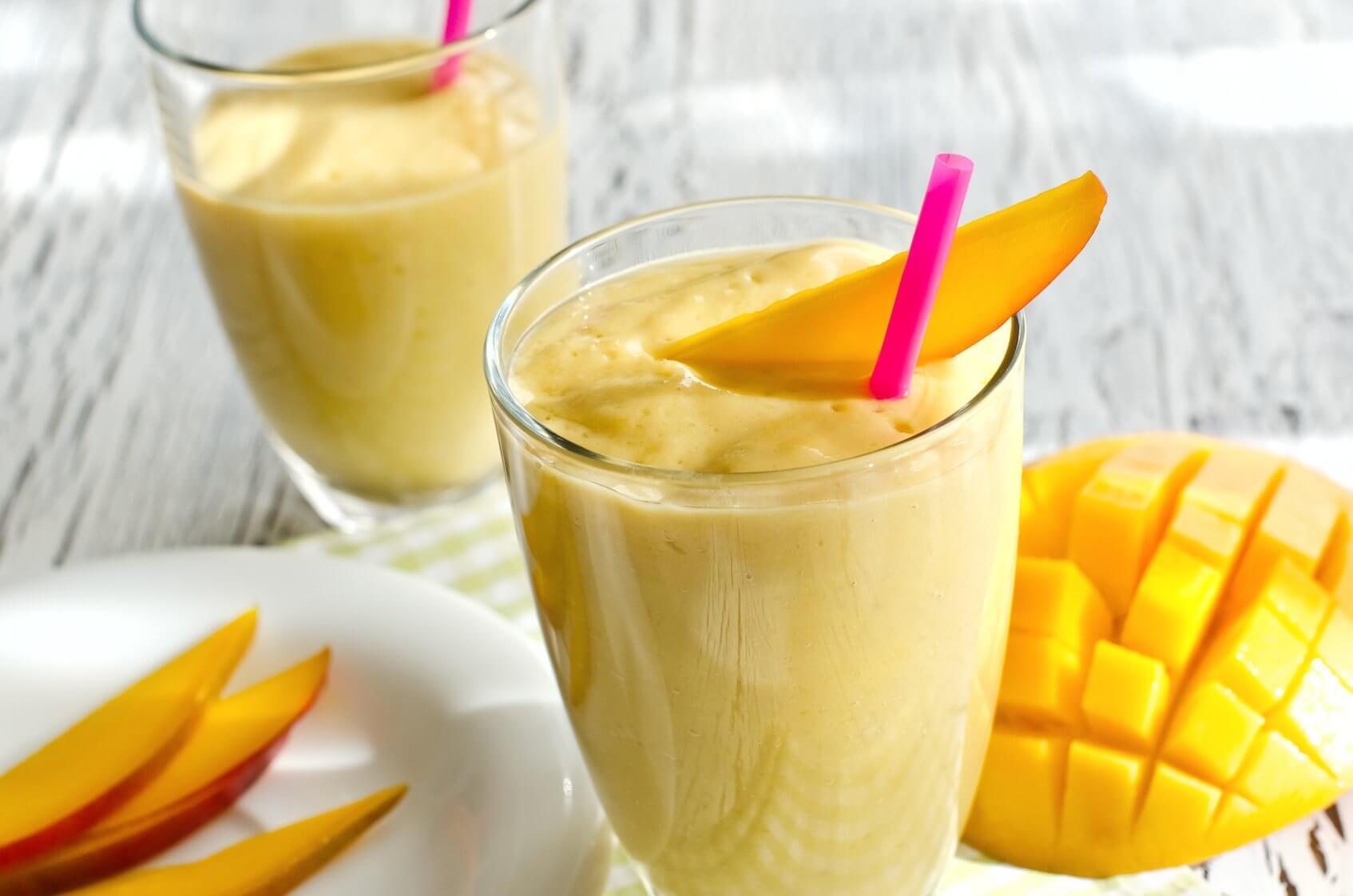 Коктейль из манго