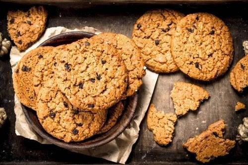 Как приготовить бездрожжевое овсяное печенье: 3 рецепта