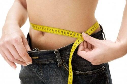 Похудеть и остановить набор веса