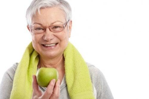 Набор веса с возрастом: как его избежать при помощи диеты?