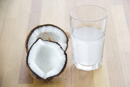 Зависимость от кофеина и кокосовое молоко