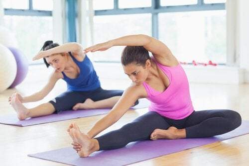 Йога повышает гибкость