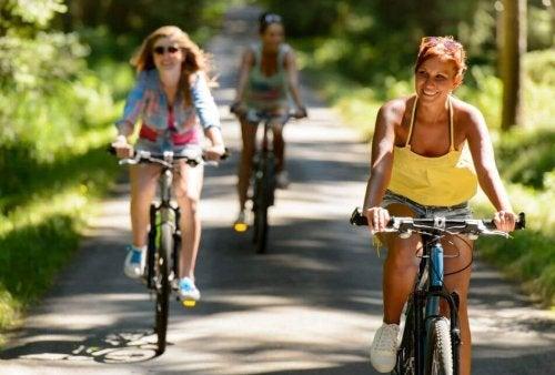 Велосипед полезен для сердца
