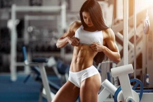 Лучшая диета для женщин, которые занимаются спортом