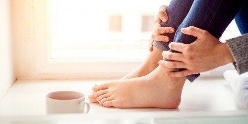 Здоровье ног и ногтей