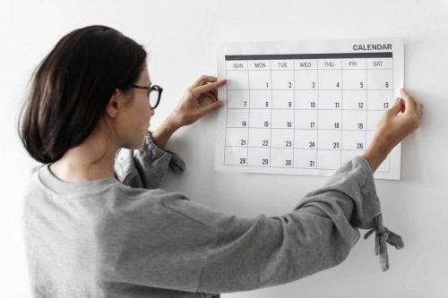 Расписание занятий после каникул