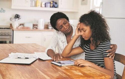 Как убедить ребенка взяться за ум после каникул?