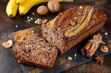 Вкуснейший банановый торт с корицей и медом. Никого не оставит равнодушным!