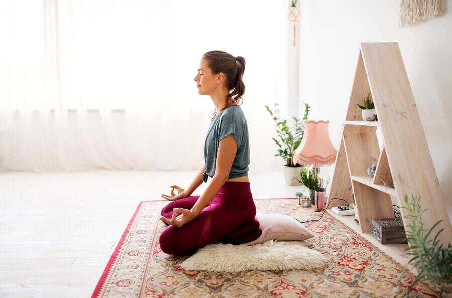 Медитация и стресс