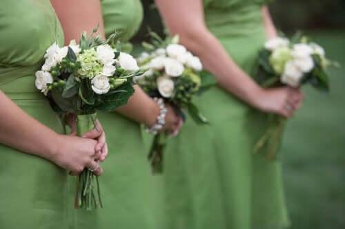 Идеальный образ для подружек невесты