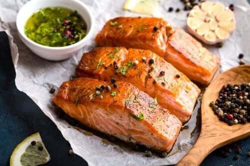 3 способа приготовить лосось в духовке