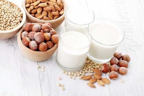 Полезный полдник: рецепты растительного молока!