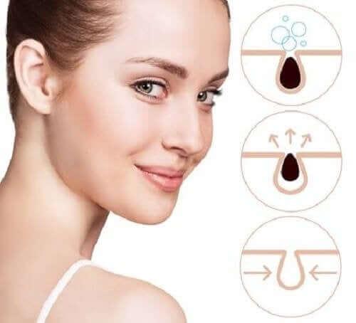 Как очистить поры на лице при помощи 3 натуральных средств