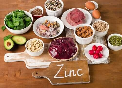 7 продуктов которые содержат цинк