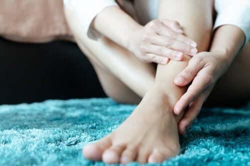 Синдром беспокойных ног (Уиллиса-Экбома)